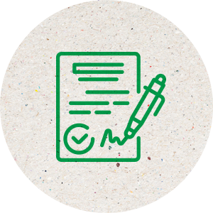 Antragstellung Icon
