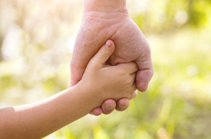 Hilfe für Familien